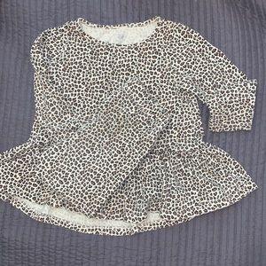 Baby Gap 3T long sleeve and leggings 2pc set